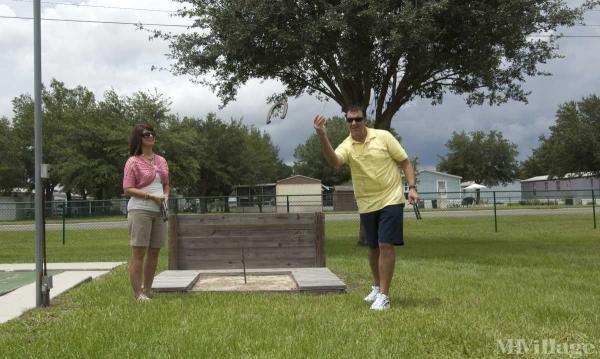 Kings Manor Mobile Home Park in Lakeland, FL