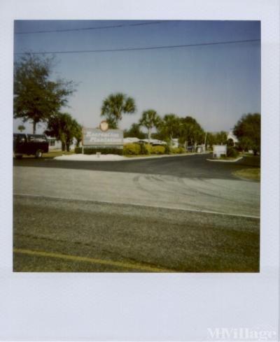 Mobile Home Park in Lady Lake FL