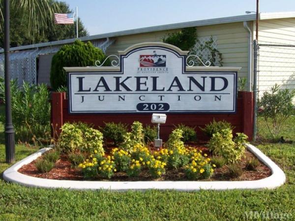 Lakeland Junction Mobile Home Park in Lakeland, FL