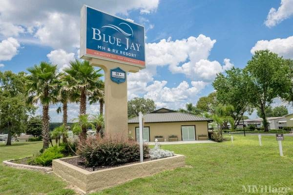 Photo of Blue Jay MH and RV Resort, Dade City, FL
