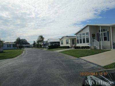 Mobile Home Park in Parrish FL
