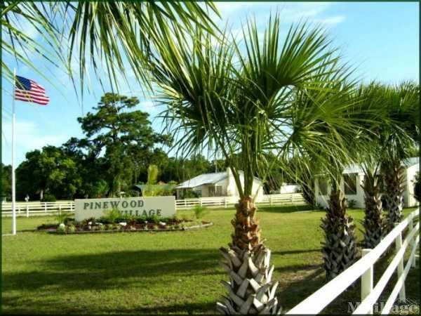 Photo of Pinewood Village Mobile Home Park, Mims, FL