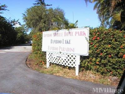 Mobile Home Park in Hallandale Beach FL