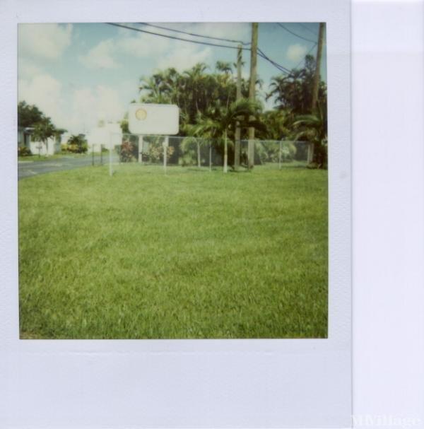 Photo of Ocean Waterway Mobile Home Park, Dania, FL