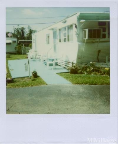 Mobile Home Park in Davie FL