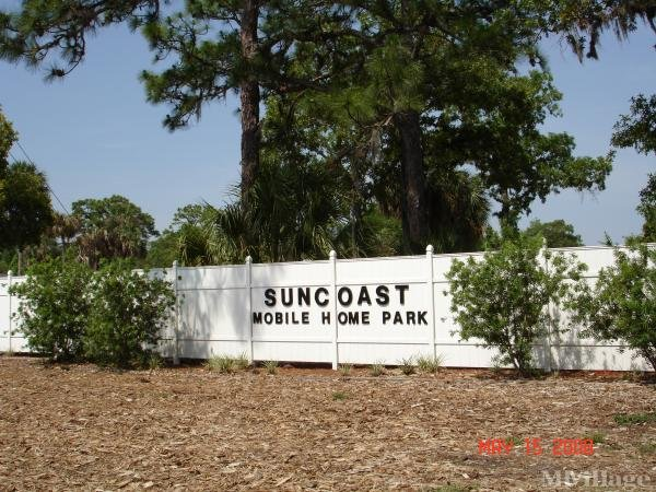 Photo of Suncoast Mobile/RV Park, Crystal River, FL
