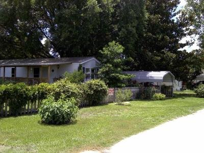Rented lot single wide