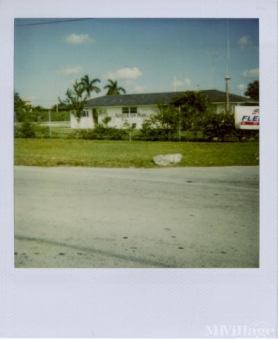 Mobile Home Park in Homestead FL