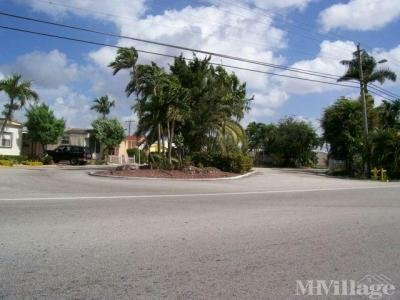 Mobile Home Park in Hialeah Gardens FL