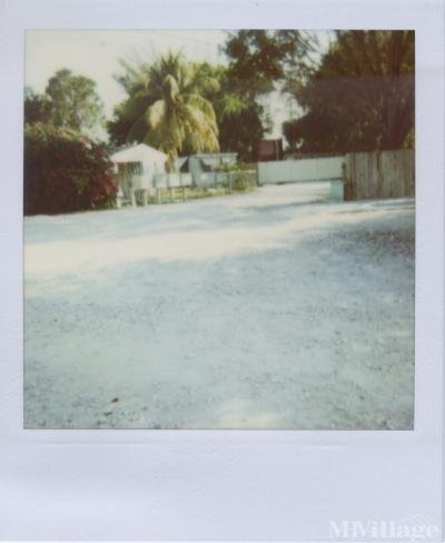 Mobile Home Park in Hialeah FL