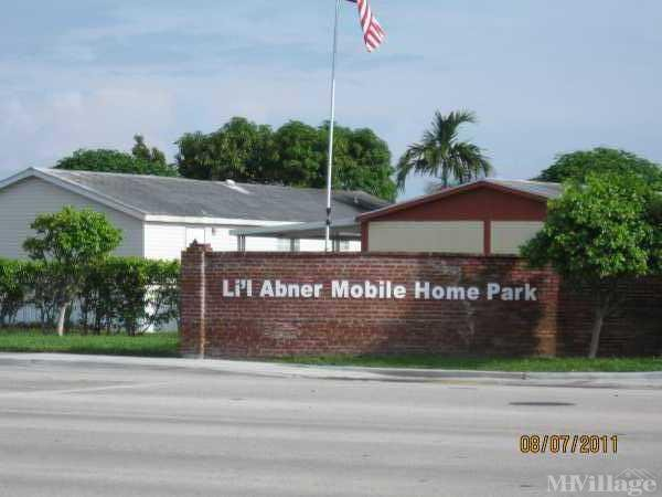 Photo of Lil Abner Mobile Home Park, Miami, FL