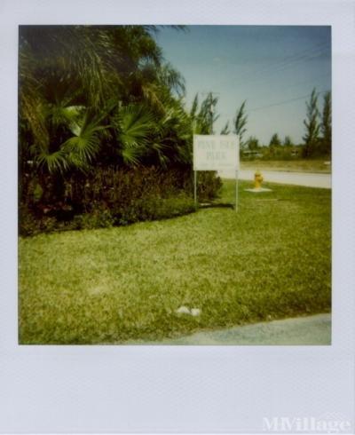 Pine Isle Mobile Home Park
