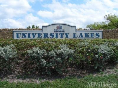 University Lakes