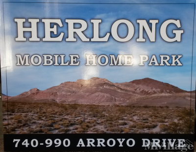 Mobile Home Park in Herlong CA