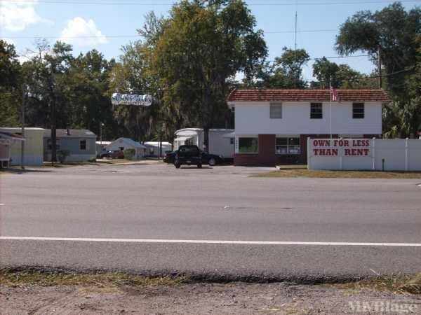Sunny Oaks Community Mobile Home Park in Jacksonville, FL
