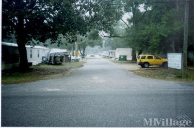 Mobile Home Park in Pensacola FL