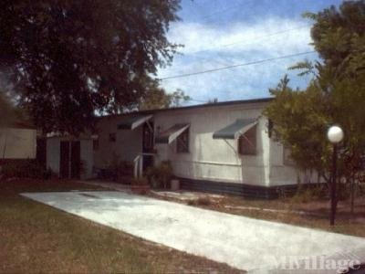 Mobile Home Park in Bunnell FL