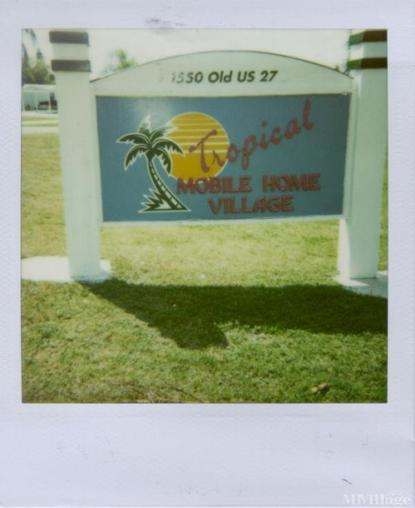 Photo of Tropical Mobile Home Village, Clewiston, FL