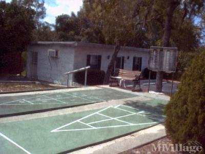 Mobile Home Park in Weeki Wachee FL