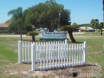 Mobile Home Park in Lorida FL
