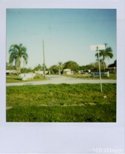 Mobile Home Park in Gibsonton FL