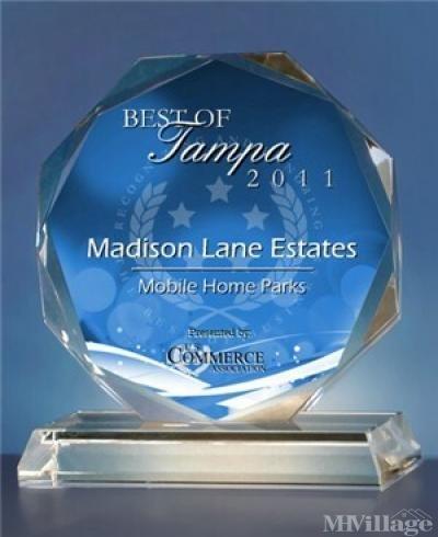 Best of Tampa Award