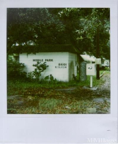 Mobile Home Park in Tampa FL