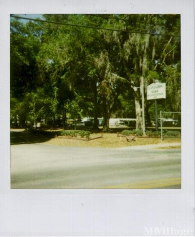 Mobile Home Park in Seffner FL