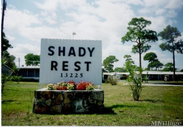 Photo of Shady Rest Mobile Home Park, Sebastian, FL