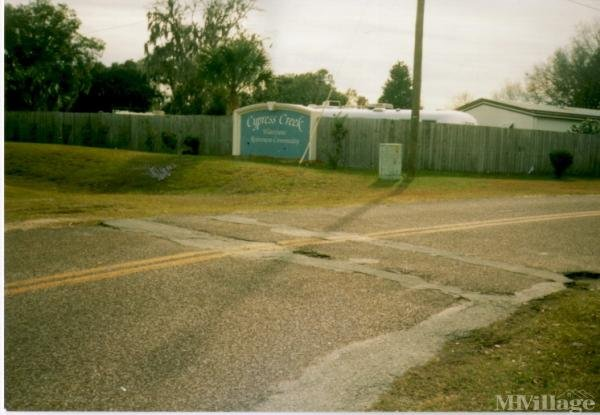 Photo of Cypress Creek Mobile Home Park, Leesburg, FL