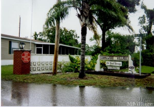 Photo of Coralwood Village Mobile Home Park, Cape Coral, FL