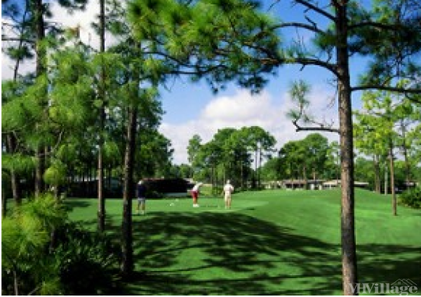 Lake Fairways Country Club Mobile Home Park in North Fort Myers, FL