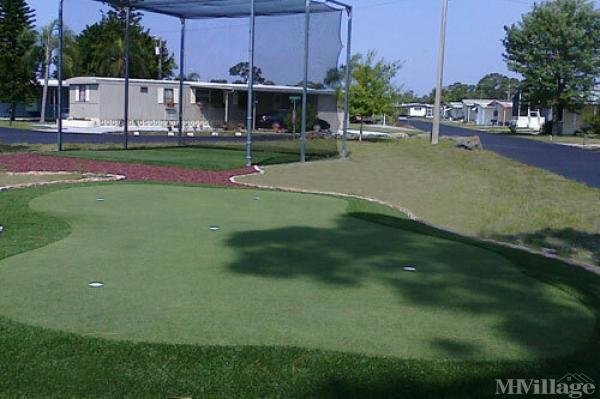 Driving Range and Putting Green