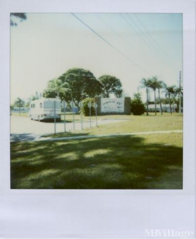 Mobile Home Park in Bradenton FL