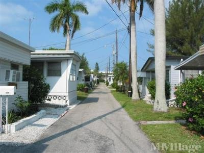 Mobile Home Park in Bradenton Beach FL