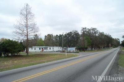 Mobile Home Park in Silver Springs FL