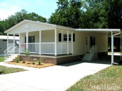Mobile Home Park in Ocala FL