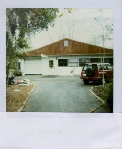 Mobile Home Park in Dunnellon FL