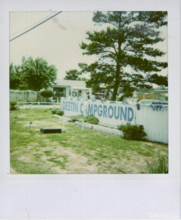 Photo of Destin Campground, Destin, FL