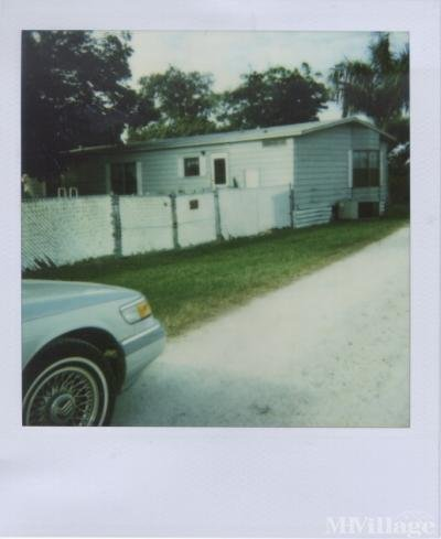 Mobile Home Park in Pahokee FL
