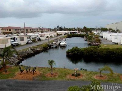 Mobile Home Park in Lantana FL