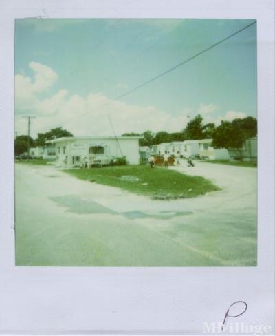 Mobile Home Park in Belle Glade FL