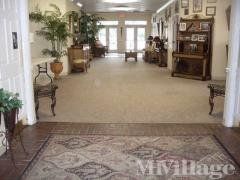 Clubhouse Entry Way