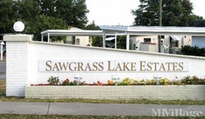 Sawgrass Lake Estates