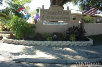 Pinellas Cascade Mobile Home Park