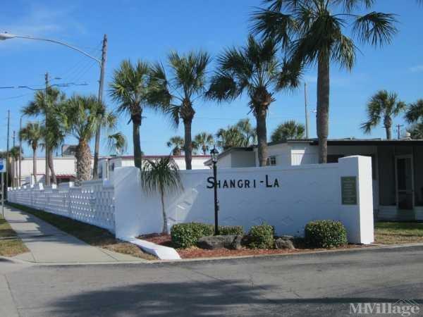 Shangri La Mobile Home Park in Largo, FL