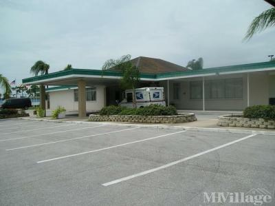 Mobile Home Park in Tarpon Springs FL