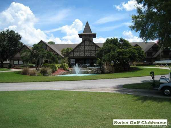 Lake Henry Golf & Tennis Club Mobile Home Park in Winter Haven, FL
