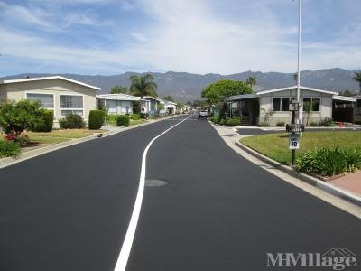 Mobile Home Park in Carpinteria CA