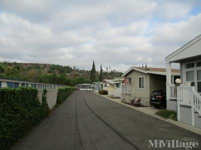 Mobile Home Park in Walnut CA